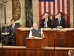 Modi addresses Joint Session of US Congress, highlights strength of India-US bond