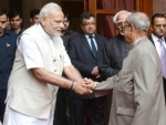 Narendra Modi wishes Pranab Mukherjee on birthday
