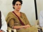 Received notice over husband Robert's land deal: Priyanka