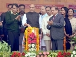 Union Home Minister inaugurates new Administrative Complex of SSB in Lucknow
