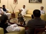 J&K opposition leaders meet Rahul Gandhi