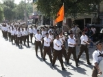 RSS likely to hold march-past in Kolkata on Jan 14