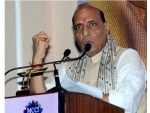 Our relationship with China has improved : Rajnath Singh