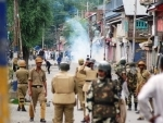 Two hard-core stone pelters arrested in Jammu