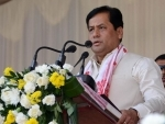 Sonowal vows to preserve and keep the martyrs' column of Assam agitation across the state