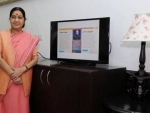 NRI parents approach Delhi for child's custody, Sushma comes to the rescue