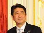 Japanese Prime Minister Shinzo Abe meets US president-elect Donald Trump