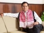 Assam CM calls on Arun Jaitley and seeks immediate release of fund