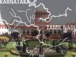 #Cauvery water dispute: SC raps both Karnataka and Tamil Nadu on allowing agitations