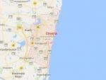 Two dead as cyclone Vardah hits Tamil Nadu