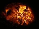 Jammu: Fire devastates village