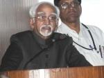 Vice President of India M. Hamid Ansari wishes on Milad-un-Nabi