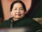 People pay last respect to J Jayalalithaa at Rajaji Hall