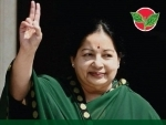Jayalalithaa largely conscious, sits up in hospital bed