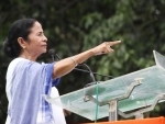 Mamata Banerjee arrives in Patna to protest against currency ban