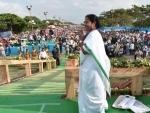 Mamata Banerjee wishes Sushma Swaraj