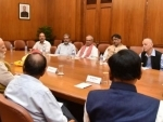 Delegation of eminent Muslims calls on PM