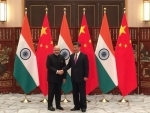Narendra Modi meets Chinese President Xi Jinping