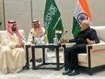 G20 Summit: PM Modi meets Deputy Crown Prince of Saudi Arabia Mohammad bin Salman