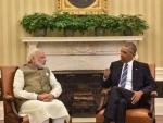 PM Modi greets US President Obama on birthday