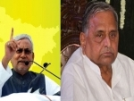 Nitish Kumar rejects Mulayam's request to attend SP's silver jubilee function