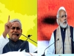 Nitish Kumar congratulates PM Modi on being declared Time magazine's 'Person of the Year'