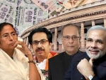 Winter session of Parliament witnesses stormy start
