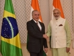 India-Brazil hold bilateral talks in Goa and sign four MoUs
