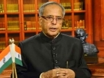 India on the cusp of a leap towards higher growth trajectory, says President