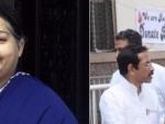 Rahul Gandhi visits ailing Jayalalithaa at Apollo Hospitals