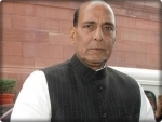 Rajnath Singh reviews working of Police Division