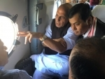 Union Home Minister reviews relief operation in Andhra Pradesh and Tamil Nadu
