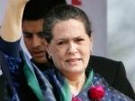 Congress President Sonia Gandhi condoles Pramukh Swami Maharaj's demise