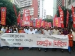 India to witness day-long general strike tomorrow, Bengal govt ready to foil it