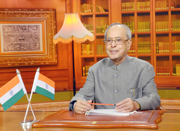 President of India's Message on the eve of Throne day of Morocco