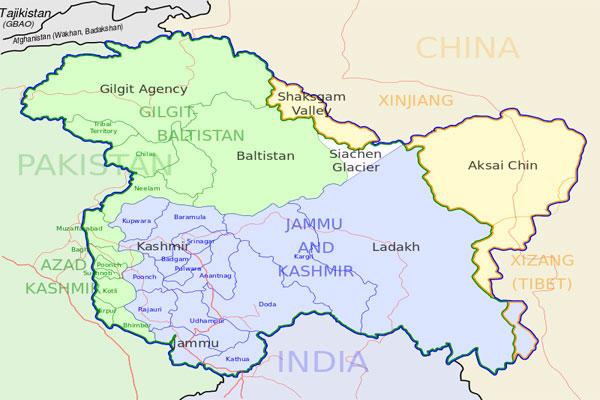 Policeman killed in Kashmir attack