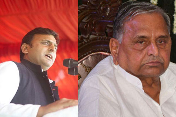 Samajwadi Party takes back Akhilesh and Ramgopal