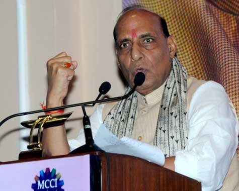 Efforts being made to free the captured Indian solider in Pakistan : Rajnath Singh