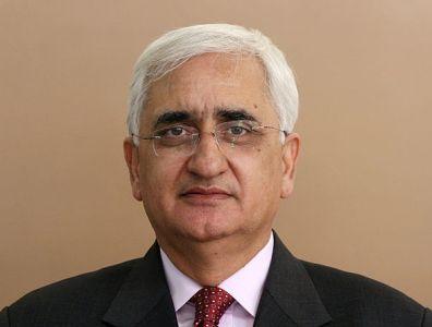Pakistan has no right to comment on Kashmir issue: Salman Khurshid
