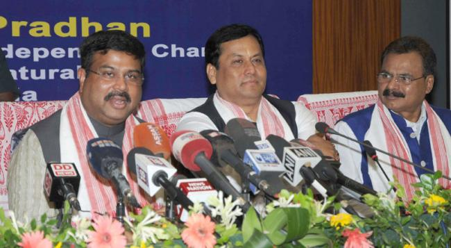 Rs 80,000 cr to be invested in petroleum sector in Assam: Dharmendra Pradhan
