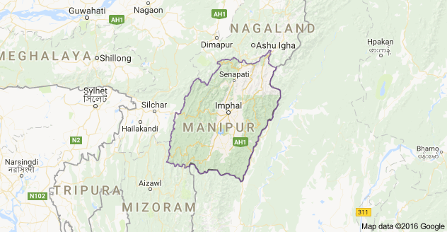 Manipur based outfit group HPC(D) surrenders arms-ammu in Aizawl