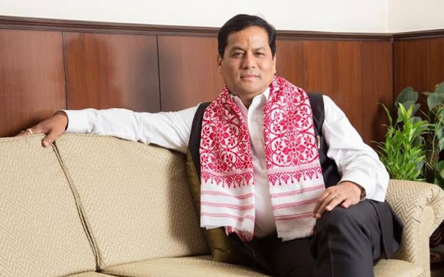 Sarbananda Sonowal calls for digital highway in Assam