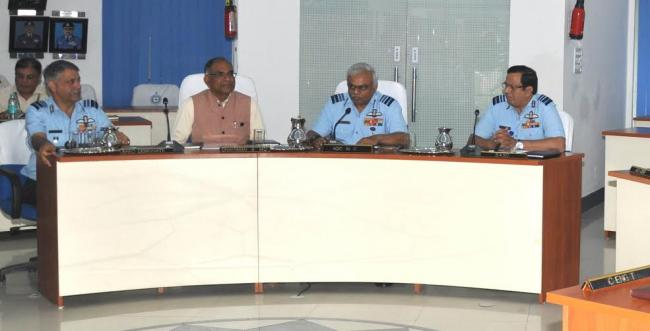 Hal-Western Air Command Conference held