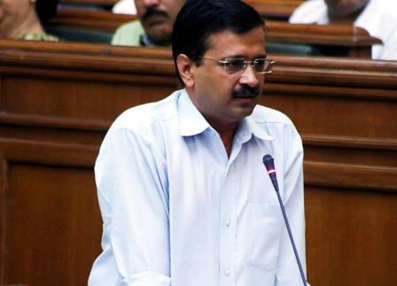 Arvind Kejriwal removes minister Sandeep Kumar