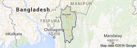 Huge cache of arms, ammunition recovered in Mizoram