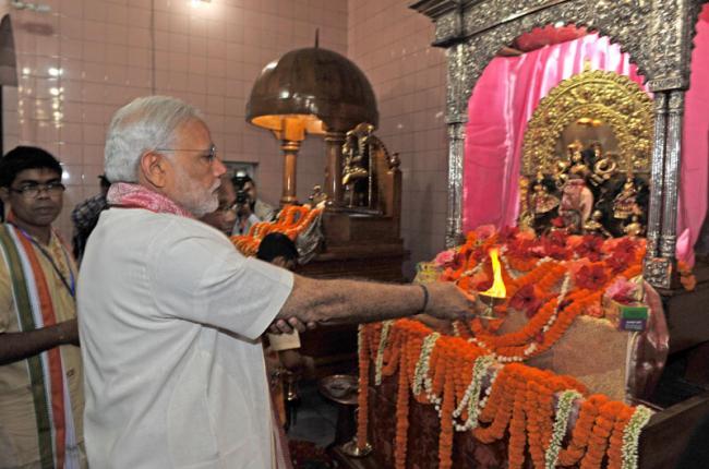 Prime Minister Narendra Modi wishes nation on Maha Ashtami