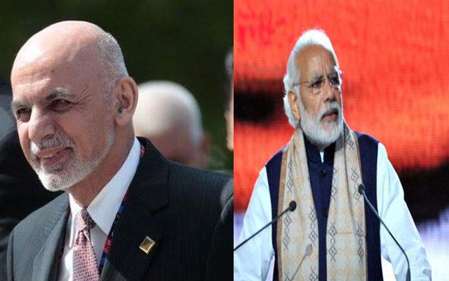 Afghanistan President Ashraf Ghani wishes PM Modi on Diwali
