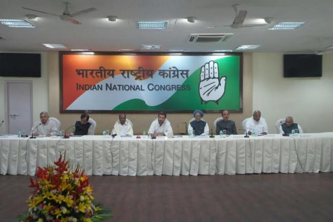 CWC wants Rahul Gandhi to take over as party President