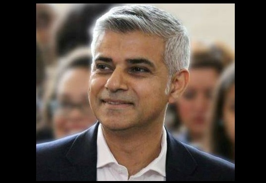 Sadiq Khan elected as first Muslim Mayor of London