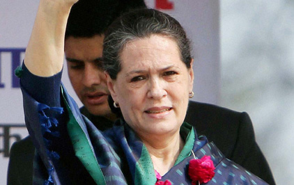 Sonia Gandhi remembers Indira Gandhi on her birth anniversary